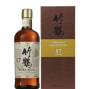 Opiniones del Whisky Japonés Nikka Taketsuru 17 Años