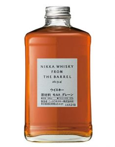Opiniones Whisky Japonés Nikka From the Barrel